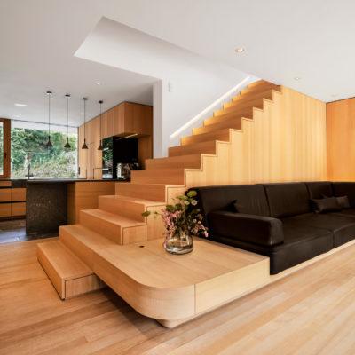 Innenraum Haus G
